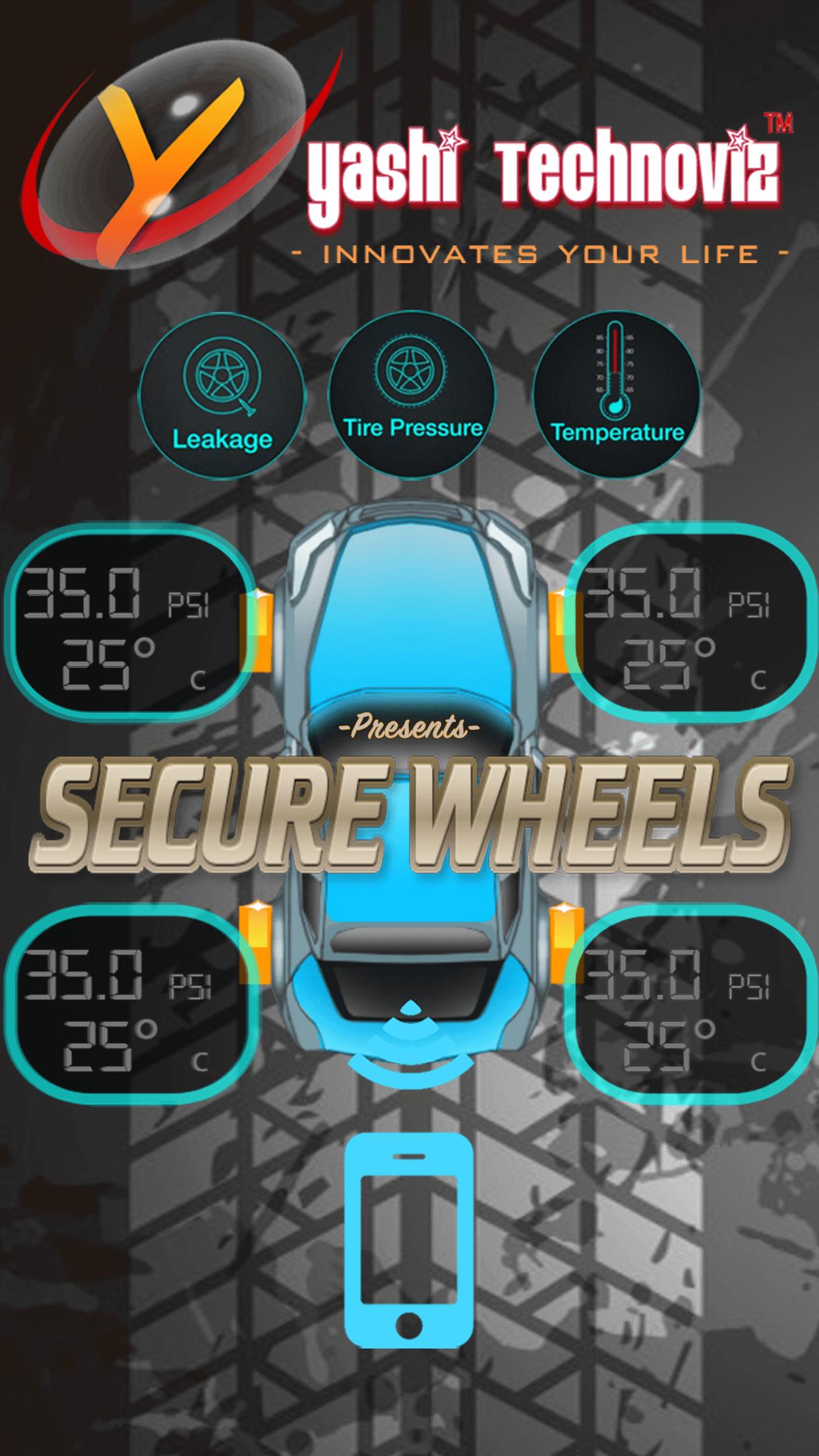 Secure Wheels